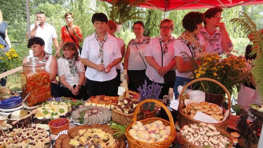 Gospodynie z 15 kół przygotowały regionalne smakołyki