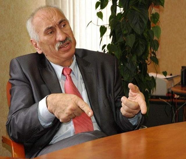 Stanisław Kubiak ma opinię bardzo skutecznego samorządowca. W ub. roku zdobył dla powiatu 12,5 mln zł dotacji. Mimo to musi odejść.