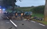 Tragiczny wypadek na trasie Biała Piska – Pisz. 25-latek zginął na miejscu