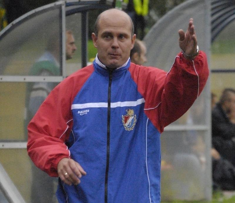 Wojciech Polakowski na obozie chce przećwiczyć kontrataki i grę w systemie 1-4-5-1.