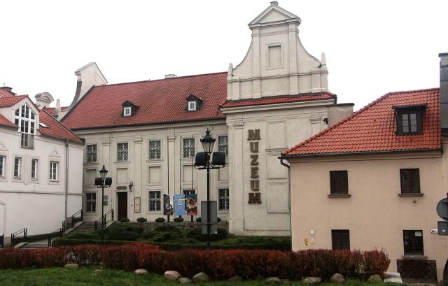 Strona www.grudziadzkastrefakultury.pl powstaje pod egidą muzeum