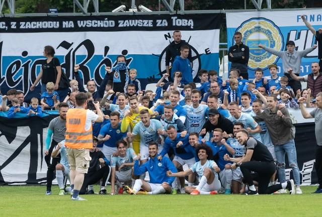 Hutnik zakończył sezon 5 czerwca. Zapewnił sobie utrzymanie w II lidze