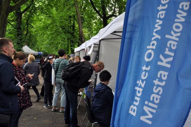 Zakończył się nabór projektów do tegorocznego Budżetu Obywatelskiego Miasta Krakowa. Łącznie zgłoszono 1043 projektów, w tym 216 projektów ogólnomiejskich oraz 827 projektów dzielnicowych.
