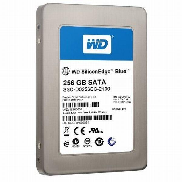 WD SiliconEdge Blue - szybki i wytrzymały dysk SSD