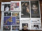 """""""TIME"""" piękną okładką wspomina zmarłego Kobego Bryanta. Inne media również"""