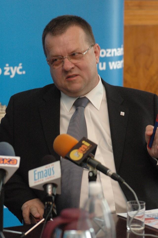 Marek Bykowski jest przekonany, że Siatkarskie Ośrodki Szkolne będą kuźnią talentów