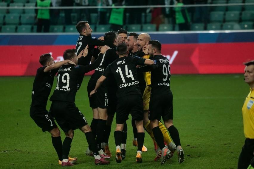 Superpuchar Polski. Legia - Cracovia 0:0, 4:5 p.k.