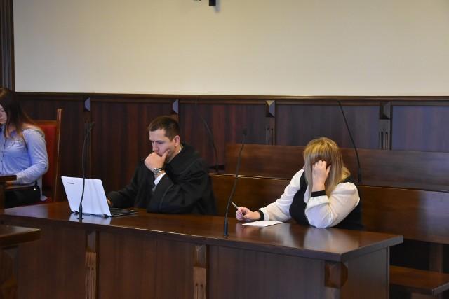 Alicja usłyszała prawomocny wyrok 8 miesięcy więzienia w zawieszeniu na 2 lata