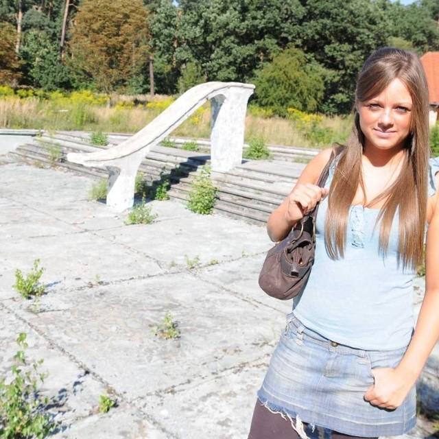 Magda Bodek: Mam nadzieję, że w Kłodnicy powstanie aquapark.