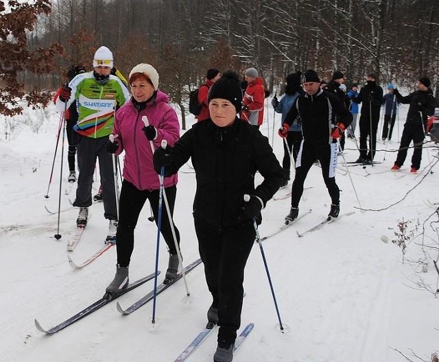 Piknik narciarski w Rzepnicy