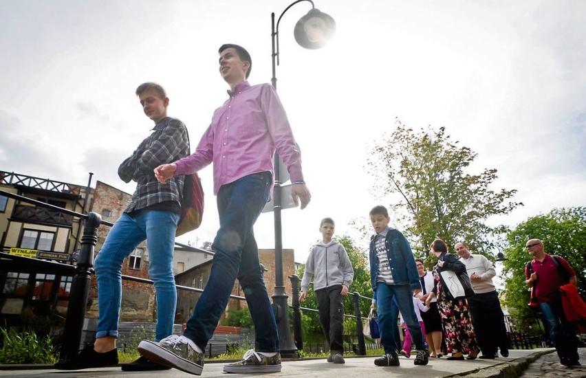 Rodziny z Donbasu, którym postanowiła pomóc Bydgoszcz, przeniosły się do tego miasta już miesiąc temu