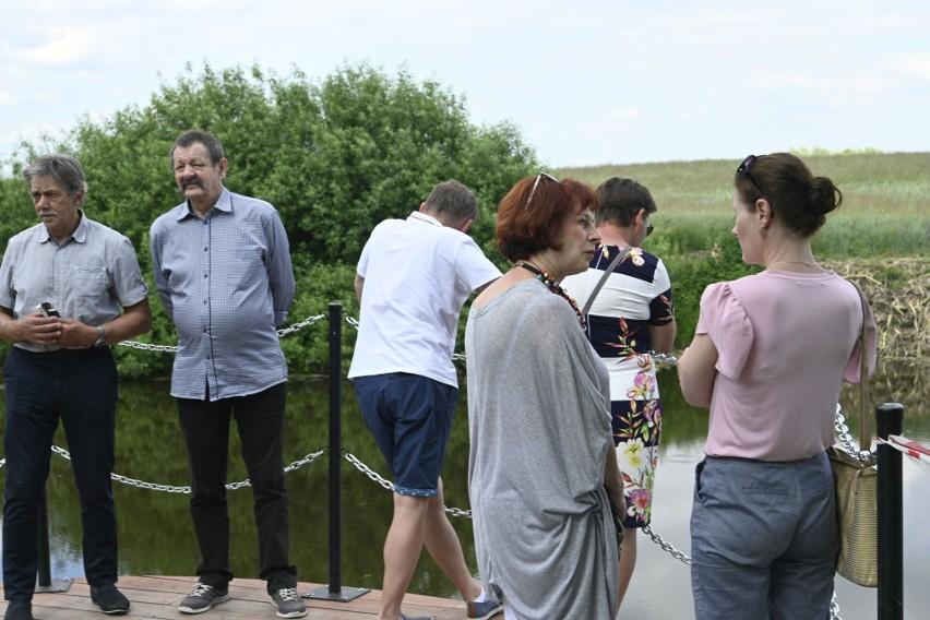 Otwarcie centrum rekreacyjno turystycznego w Wiągu. Zobacz zdjęcia