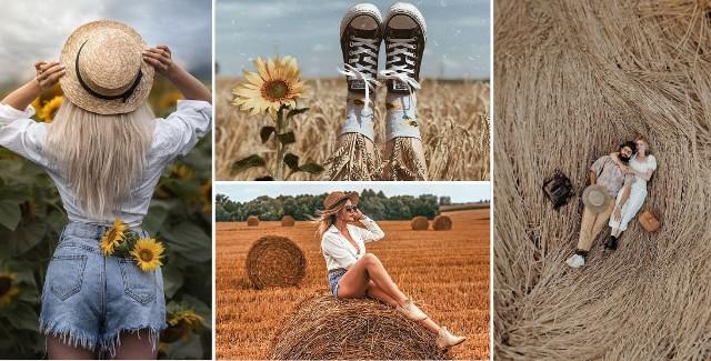 Instagram kocha koniec lata. To czas sesji w klimacie boho, łapania tzw. złotej godziny przy belach siana czy na polach słoneczników. Zobaczcie zachwycającą galerię zdjęć, która odczaruje koniec wakacji.