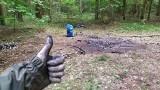 Nadleśnictwo Hajnówka: Lasy toną w śmieciach. Leśnicy wyciągają pomocną dłoń i je sprzątają