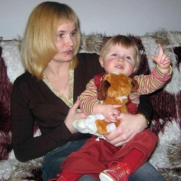 Beata Berlik nie dopuszcza myśli, że jej córka Weronika nie będzie miała normalnych dłoni.