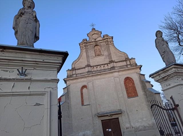 W parafii pw. Świętej Trójcy odbyła się msza św. w specyficznej intencji.