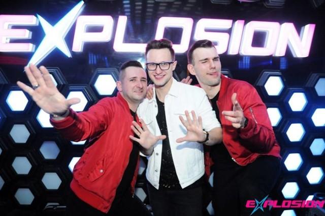 Playboys już w sobotę porwie bywalców Explosion do zabawy!