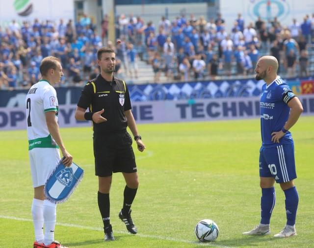 Ruch Chorzów zmierzy się w 4. kolejce II ligi z rezerwami Lecha Poznań