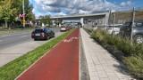Ścieżka rowerowa na Grunwaldzkiej w Gdańsku już gotowa! Wyremontowano także nawierzchnię jezdni