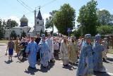 Tysiąc osób wzięło udział w procesji (wideo, zdjęcia)