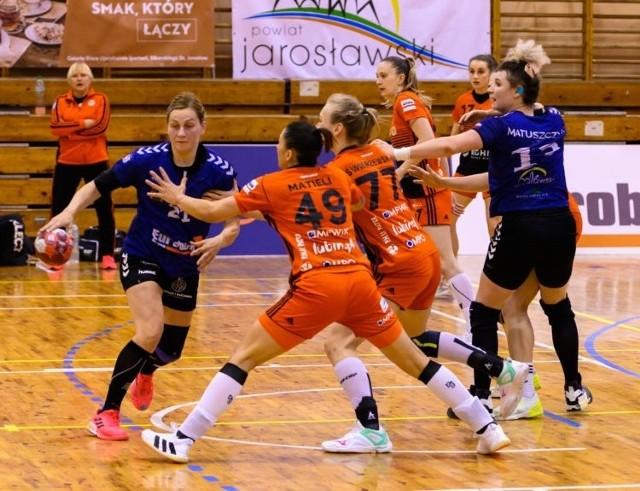 W poprzednim sezonie jarosławianki przegrały wszystkie mecze z Zagłębiem Lubin.