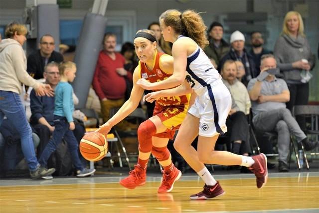 Marissa Kastanek (z lewej) miała wielki udział w obu triumfach Ślęzy