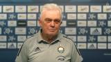 Ściągnięty z emerytury. Najstarszy trener uratuje ligę dla Stali Mielec? Włodzimierz Gąsior: Trzeba pomóc piłkarzom w sferze mentalnej