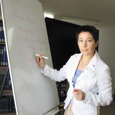 – Każdemu bezrobotnemu chcemy pomóc indywidualnie – zapewnia doradca zawodowy Iwona Skłodowska-Wołkowycka