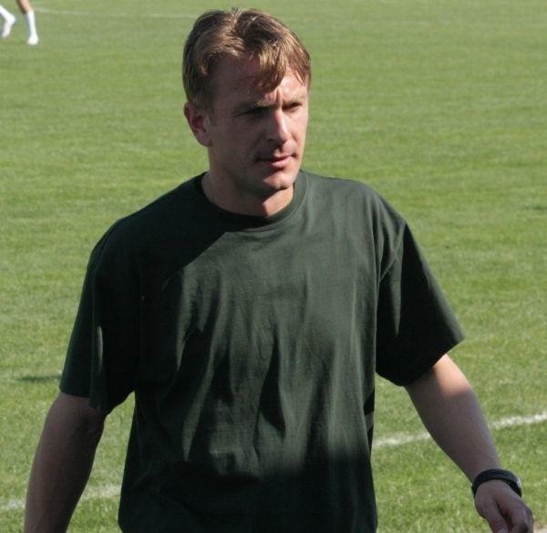 Grzegorz Kutyła nadal będzie prowadzić zespół Skalnika.