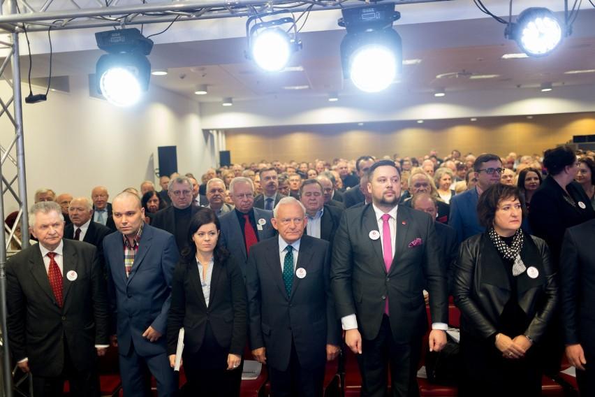 """Kongres Lewicy w Warszawie: """"Potrzebna jest jedność"""" [ZDJĘCIA] [VIDEO]"""