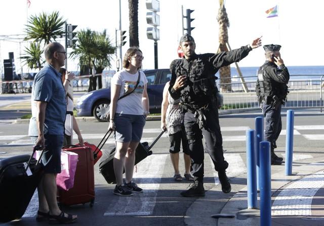 Zamach terrorystyczny w Nicei. Miejsce zamachu