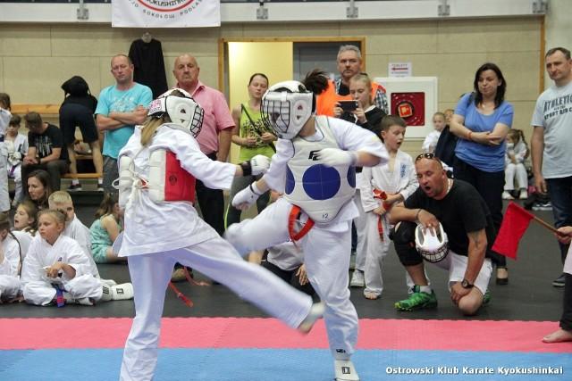 Ostrów Maz. Ogólnopolski Turniej Karate Kyokushinkai w ramach Dni Ostrowi 2019
