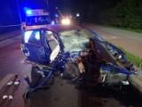 Śmiertelny wypadek na Pabianickiej w Bełchatowie. Oskarżony kierowca bmw jechał 117 km/h