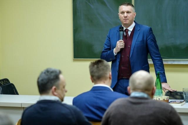 - Nie zapominamy o tym, że to dzięki głosom z Poznania Janusz Korwin-Mikke został posłem w 1991 roku - mówił w Poznaniu Wipler