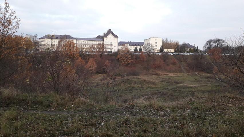 Kompleks ma powstać na nieużytku obok szpitala przy ul. Unii Lubelskiej.