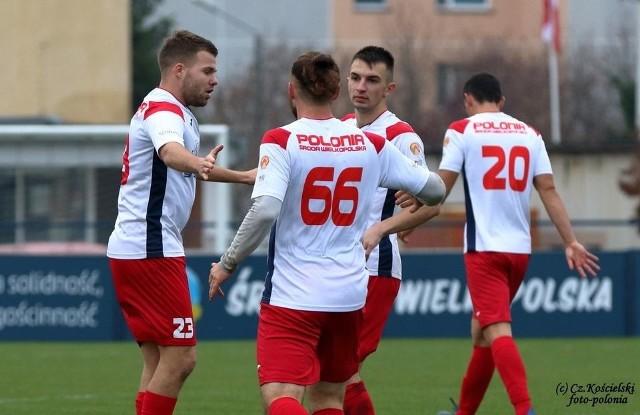 Piłkarze Polonii Środa w końcówce rundy jesiennej nie punktują już z regularnością szwajcarskiego zegarka