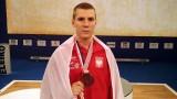 Brąz Dominika Kozłowskiego na Mistrzostwach Europy