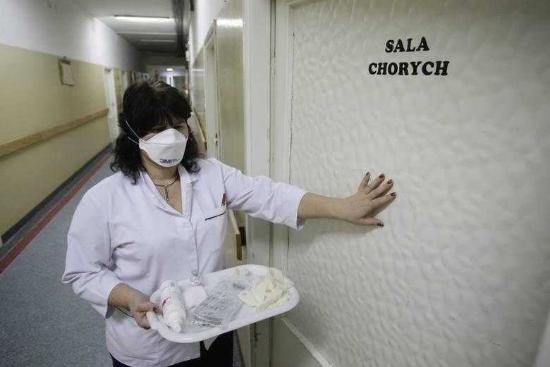 Pacjent z podejrzeniem koronawirusa trafił do krakowskiego szpitala 23.02 | Gazeta Krakowska