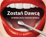 Wrocław: W najbliższy weekend zarejestruj się jako dawca szpiku