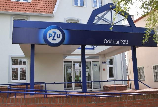 Z powodu wykrycia koronawirusa u jednego z pracowników, inowrocławski oddział PZU przy ul. Solankowej nieczynny jest od 4 maja do odwołania