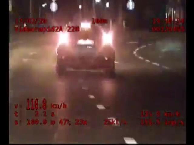 """Podlaska grupa """"Speed"""" tylko od lipca do grudnia odnotowała 81 tysięcy przypadków przekroczenia prędkości."""