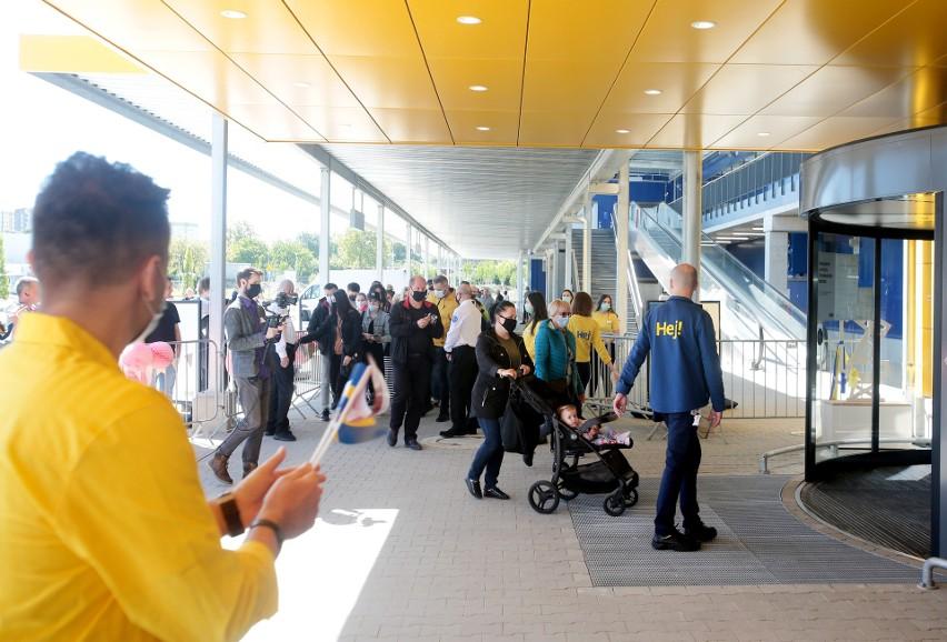 Otwarcie IKEA w Szczecinie 31.05.2021