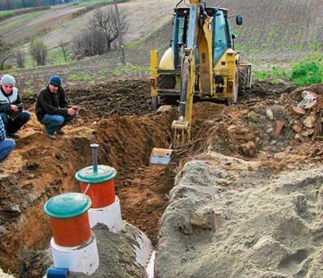 W gminie Gdów powstanie 100 przydomowych oczyszczalni ścieków. Instalacje będą budowane w latach 2021-2022