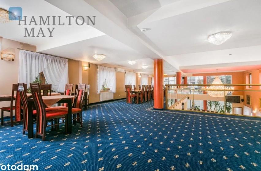 3-gwiazdkowy Hotel z 28 pokojami i restauracją...