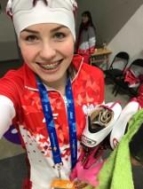 Pjongczang 2018. Panczenistka Kaja Ziomek 25. na 500 m. Złoto zdobyła główna faworytka Nao Kodaira
