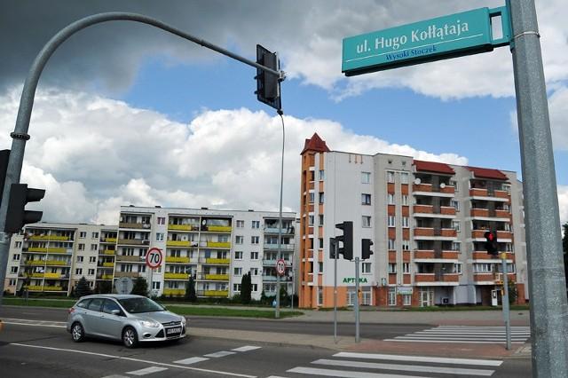 Hugo Kołłątaj się nie odmienia. Do tego wniosku musieli dojść ci, którzy nazywali tę ulicę.