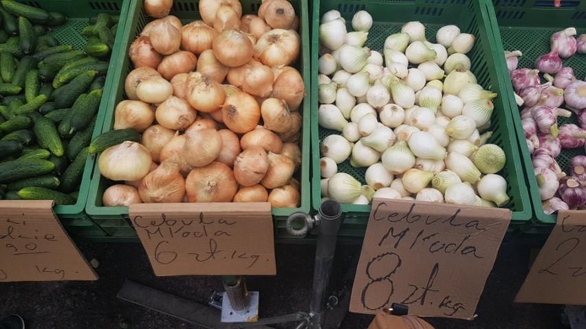 Ceny warzyw w ostatnim czasie wzrosły kilkukrotnie. Główną...