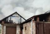 Gmina Krzeszowice. Znęcał się nad rodziną, miał nakaz opuszczenia domu, więc spalił stodołę
