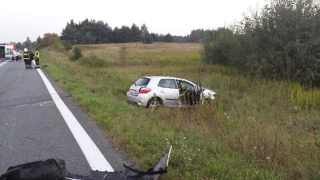 W wypadku w Sulechowie zginęła jedna osoba.