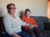 Jak sąsiedzi pospieszyli z pomocą chorej Ewelinie i jej dzielnej mamie